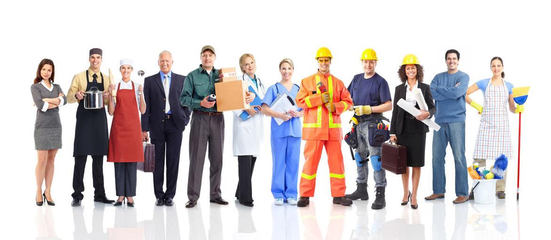 Opciones para empresas de servicios e industria